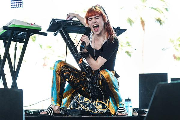 Grimes Stays in Charge of It All