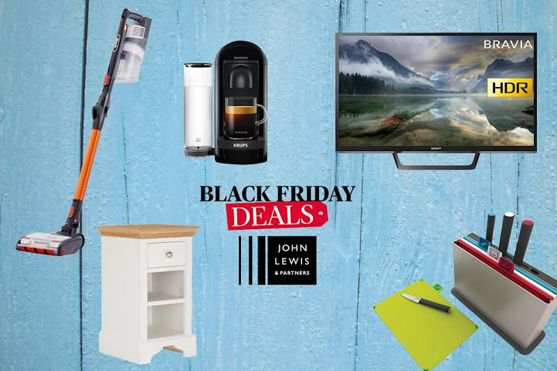 Best John Lewis Black Friday deals 2020: the big ticket buys you don't want to miss