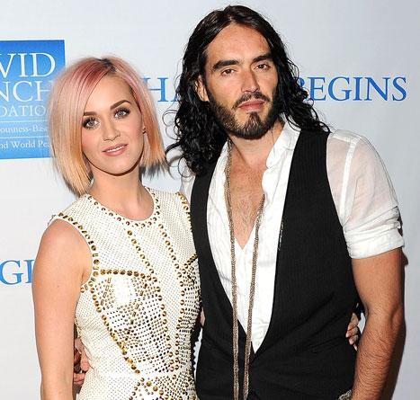 """Katy Perry on Russell Brand Divorce: I Felt """"Punched,"""" """"Kicked,"""" """"Was in Bed for Two Weeks"""""""