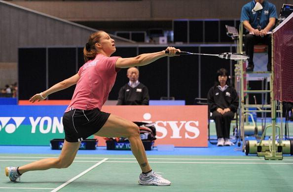 Yonex Open Japan 2011 - Semi Finals