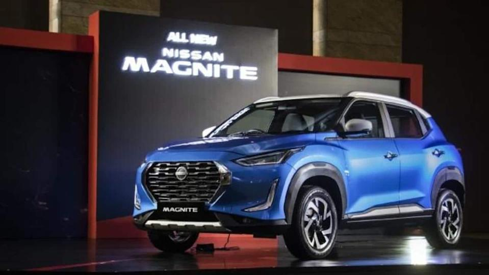 Nissan Magnite SUV to be launched in India after Diwali