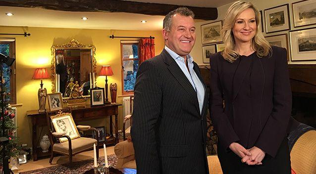 Paul Burrell was Diana's butler in the 80s and 90s.