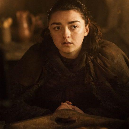 Arya has an insatiable desire for revenge