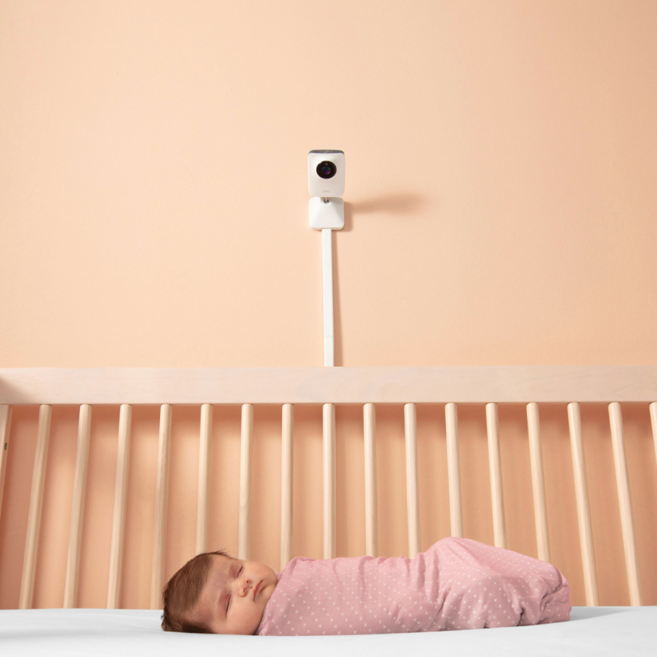 Miku Smart Wi-Fi Baby Monitor (Photo via Best Buy Canada)