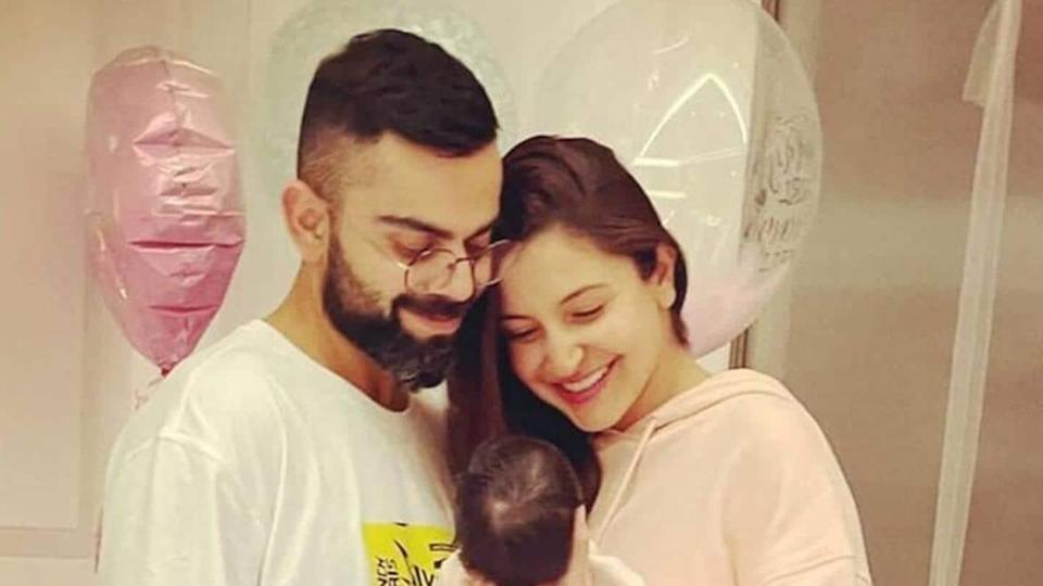 Anushka Sharma, Virat Kohli name their daughter Vamika