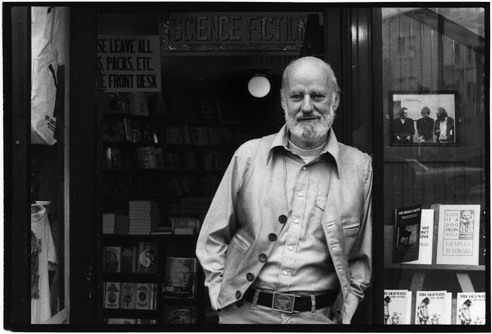 "<p class=""body-dropcap"">Lawrence Ferlinghetti, the poet, publisher, and political activist, has <a href=""https://www.nytimes.com/2021/02/23/obituaries/lawrence-ferlinghetti-dead.html"" rel=""nofollow noopener"" target=""_blank"" data-ylk=""slk:died"" class=""link rapid-noclick-resp"">died</a> at 101 of interstitial lung disease. From his perch at City Lights, his famed San Francisco bookstore, Ferlinghetti published and championed the greatest minds of the Beat Generation, while writing more than thirty acclaimed books in his own right. </p><p>In 1953, Ferlinghetti founded City Lights, the first all-paperback bookshop in the United States, which he envisioned as a ""literary meeting place."" Ferlinghetti's best hopes for his store came wildly true; ""once we opened the door,"" he <a href=""https://www.bloomberg.com/news/articles/2021-02-23/lawrence-ferlinghetti-beat-poet-howl-publisher-dies-at-101"" rel=""nofollow noopener"" target=""_blank"" data-ylk=""slk:said"" class=""link rapid-noclick-resp"">said</a>, ""we couldn't get it closed."" In the sixty-plus years to follow, City Lights became the heart and soul of literary San Francisco, a gathering place for bohemian writers and progressive activists to take part in the West Coast's literary renaissance. Today, it remains a Mecca for the readers and writers around the globe, who flock to the store as a must-visit San Francisco destination (it was declared a historic landmark in 2001). Through City Lights Publishing, Ferlinghetti published Beat luminaries like Allen Ginsburg, Denise Levertov, and Frank O'Hara, as well as unforgettable work from later schools of writers, including Charles Bukowski, Sam Shepard, and Noam Chomsky. </p><p>In 1998, Ferlinghetti was named San Francisco's first poet laureate; in 2005, the National Book Foundation <a href=""https://www.nationalbook.org/lawrence-ferlinghetti-accepts-the-2005-literarian-award/"" rel=""nofollow noopener"" target=""_blank"" data-ylk=""slk:honored"" class=""link rapid-noclick-resp"">honored</a> ""his tireless work on behalf of poets and the entire literary community for over 50 years."" His birthday, March 24, has been declared Lawrence Ferlinghetti Day in San Francisco. Though he was a frequent collaborator and champion of the Beats, he held himself at a remove from the movement, <a href=""https://www.nytimes.com/2021/02/23/obituaries/lawrence-ferlinghetti-dead.html"" rel=""nofollow noopener"" target=""_blank"" data-ylk=""slk:saying"" class=""link rapid-noclick-resp"">saying</a>, ""If anything, I was the last of the bohemians rather than the first of the Beats."" Ferlinghetti's own poems, which have been translated into twelve languages, are a showcase for both his political conscience and his painterly precision. </p><p>""Poetry is eternal graffiti written in the heart of everyone,"" Ferlinghetti wrote. His poems—both the ones he wrote and the ones he shepherded into the world—live on as artifacts of a singular life in letters. Here, we pay tribute to Ferlinghetti by spotlighting seven of our favorite works bearing his fingerprints. </p>"