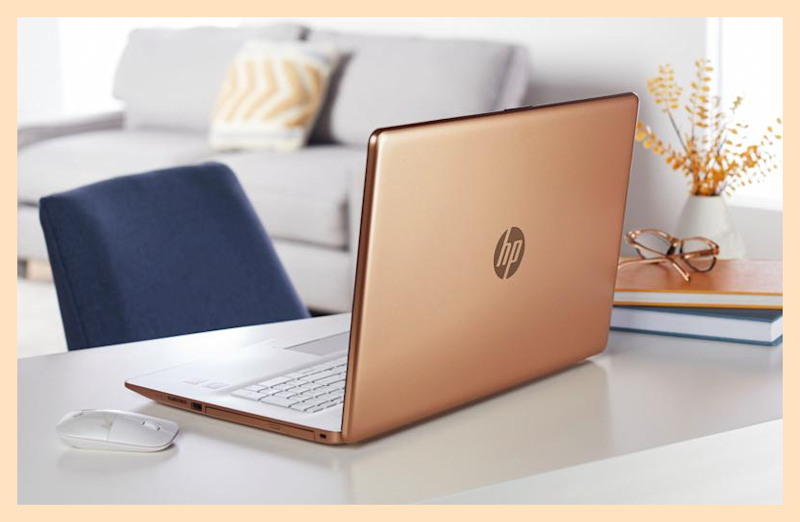 HP 17 Touch Laptop is $429 off. (Photo: HSN)