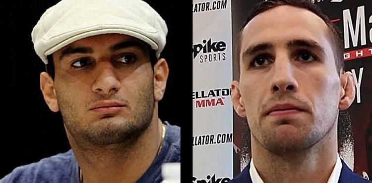 Gegard Mousasi vs Rory MacDonald