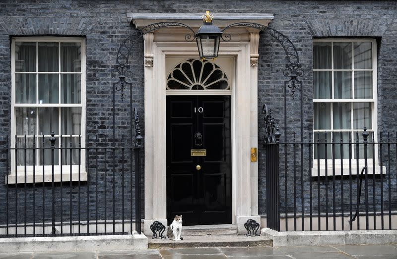 UK devolved leaders to work with PM Johnson on COVID-19 - PM's office