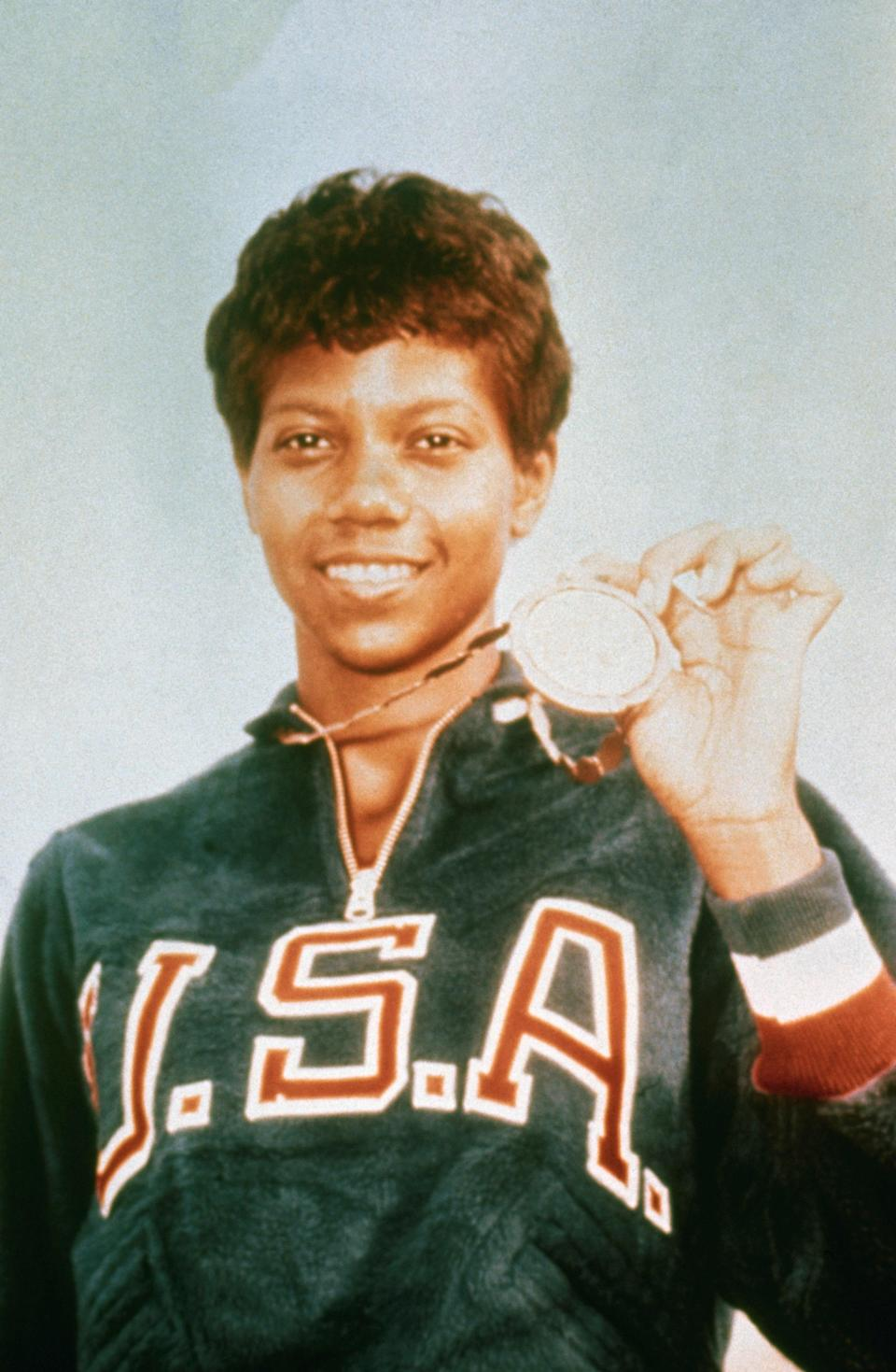 """<h1 class=""""title"""">Olympian Wilma Rudolph</h1><cite class=""""credit"""">Getty Images</cite>"""