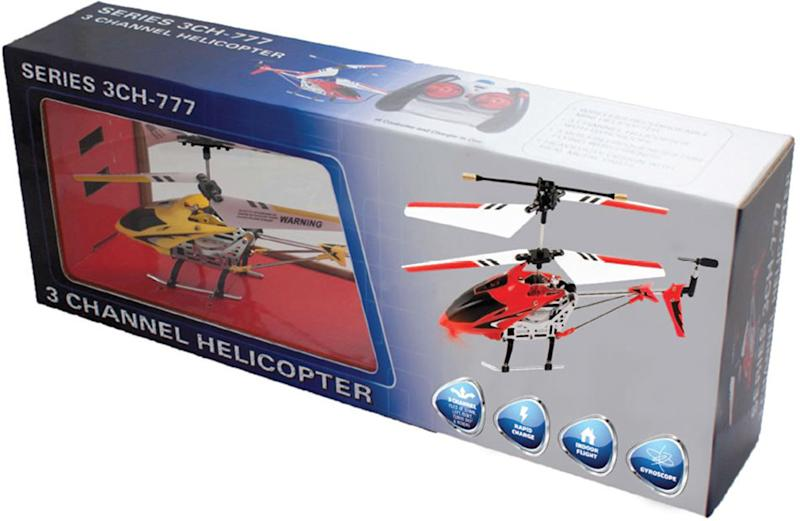 Recalls this week: Toy helicopters, chest freezers