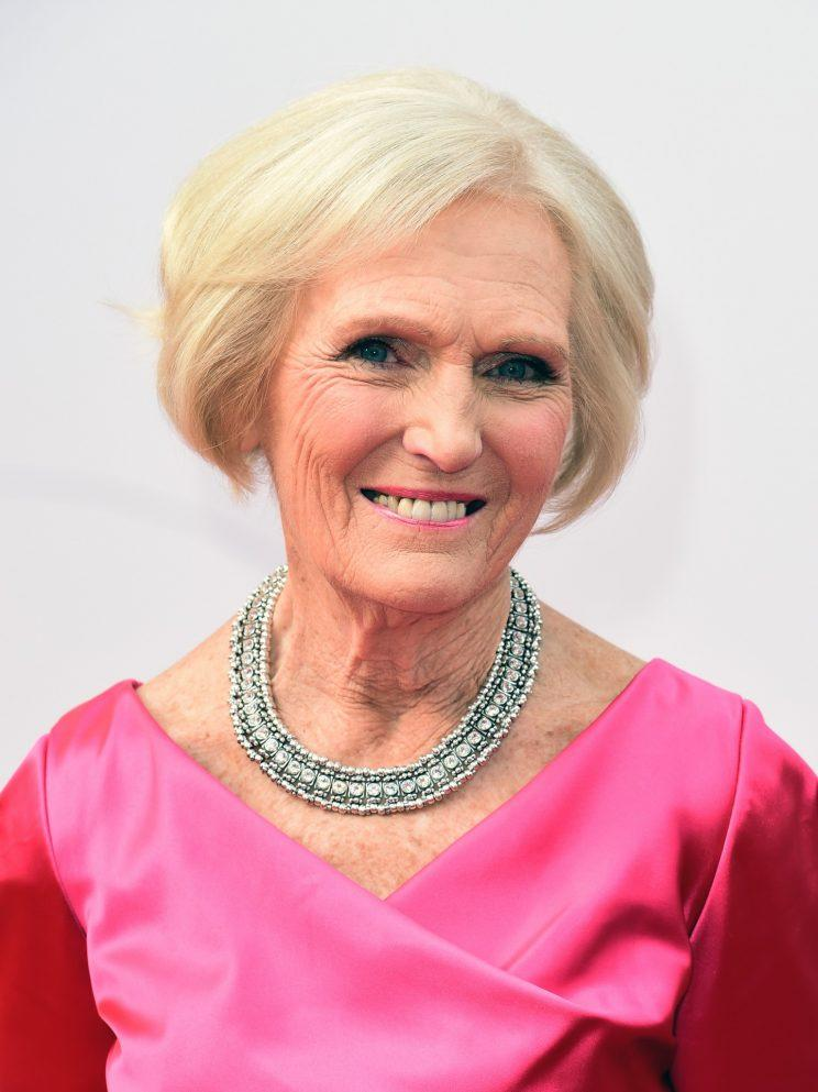 Mary Berry has announced she'll be leaving GBBO