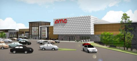 AMC Theatres® to Join Seritage Growth Properties Redevelopment Property at Orland Square in Orland Park, Illinois