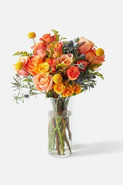 """<p>urbanstems.com</p><p><strong>$70.00</strong></p><p><a href=""""https://go.redirectingat.com?id=74968X1596630&url=https%3A%2F%2Furbanstems.com%2Fproducts%2Fflowers%2Fthe-jubilee%2FFLRL-B-00034.html&sref=https%3A%2F%2Fwww.thepioneerwoman.com%2Fhome-lifestyle%2Fg34061027%2F50th-birthday-gift-ideas%2F"""" rel=""""nofollow noopener"""" target=""""_blank"""" data-ylk=""""slk:Shop Now"""" class=""""link rapid-noclick-resp"""">Shop Now</a></p><p>You can never go wrong with flowers (especially if your recipient is named Ree! 😉). This bold gem stone-inspired arrangement includes roses and sweet williams. </p>"""