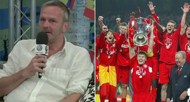 The 32: Didi Hamann on Liverpool 2005. (Yahoo/Rex)