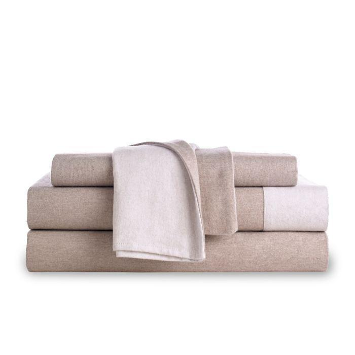 """<br><br><strong>RiLEY</strong> Oatmeal Reversible Flannel Sheet Set, $, available at <a href=""""https://go.skimresources.com/?id=30283X879131&url=https%3A%2F%2Ffave.co%2F3jErxDQ"""" rel=""""nofollow noopener"""" target=""""_blank"""" data-ylk=""""slk:RiLEY"""" class=""""link rapid-noclick-resp"""">RiLEY</a>"""