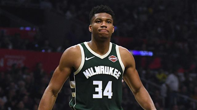 A loss of focus is not an issue Giannis Antetokounmpo anticipates for the Milwaukee Bucks despite matching the franchise's best NBA start.