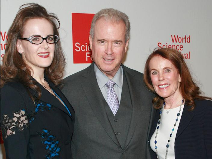 Rebekah Mercer Robert Mercer Diana Mercer