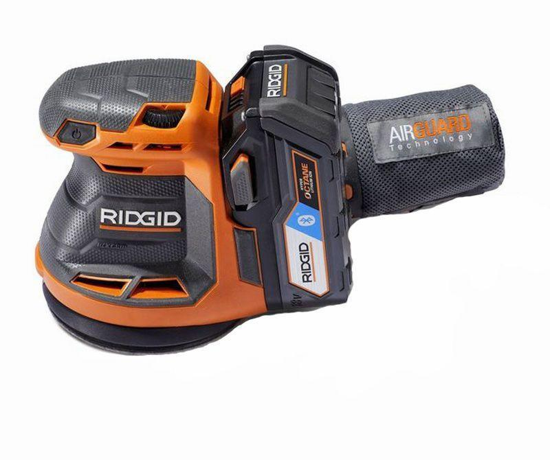 """<p><strong>Ridgid</strong></p><p>amazon.com</p><p><strong>$64.95</strong></p><p><a href=""""http://www.amazon.com/dp/B017ODPO5Q/?tag=syn-yahoo-20&ascsubtag=%5Bartid%7C10060.g.26626730%5Bsrc%7Cyahoo-us"""" rel=""""nofollow noopener"""" target=""""_blank"""" data-ylk=""""slk:Buy Now"""" class=""""link rapid-noclick-resp"""">Buy Now</a></p><p><strong>Weight</strong><strong>:</strong> 4.8 lb. <br><strong>Battery</strong><strong>:</strong> 6.0 Ah, 18 V</p><p>Nearly as good as the DeWalt, this Ridgid has a soft-start feature that brings the machine up to speed with a gentle ramp-up. Our only complaint is a small one: A tight fit between the dust-bag collar and the battery makes removing the bag somewhat difficult.</p>"""