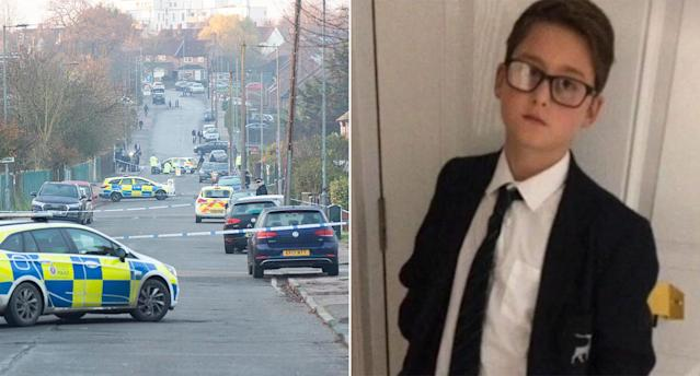 Essex hit-and-run: Man, 51, arrested on suspicion of murder after boy, 12, killed outside school in crash