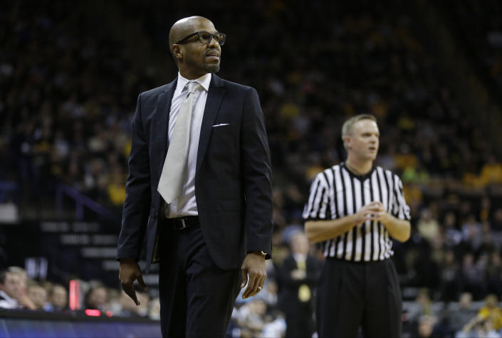 The NCAA hit former Penn coach Jerome Allen with a 15-year show-cause penalty on Wednesday.