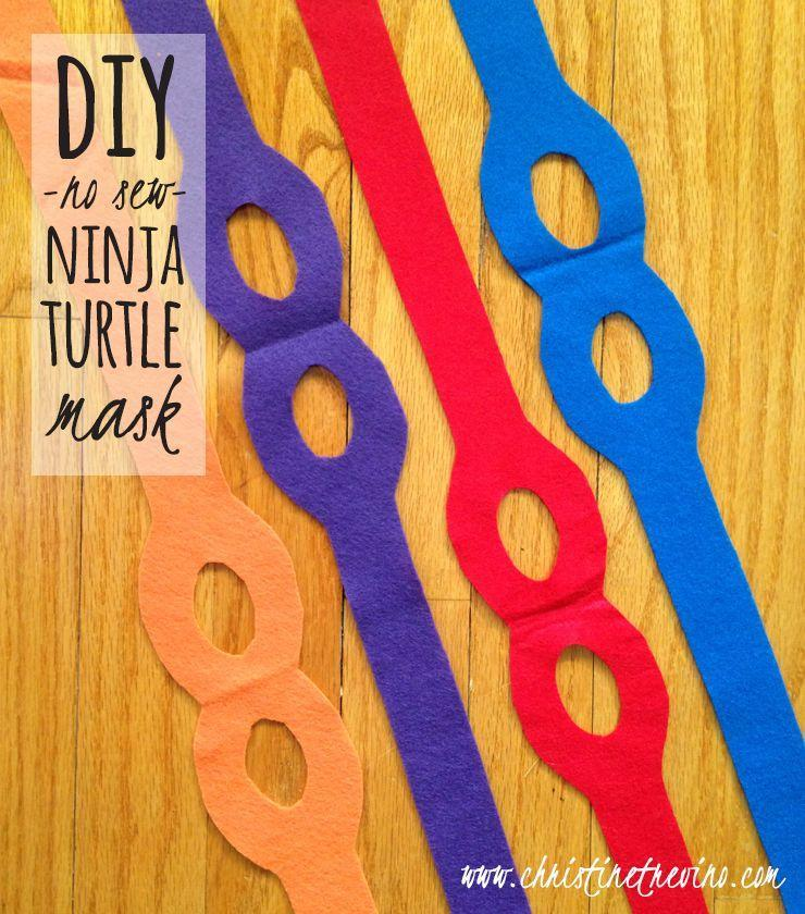 """<p>Your kids will feel unstoppable in these superhero-inspired masks.</p><p><strong>Get the tutorial at <a href=""""https://christinetrevino.com/diy-ninja-turtle-mask-free-printable-pattern/"""" rel=""""nofollow noopener"""" target=""""_blank"""" data-ylk=""""slk:Christine Trevino"""" class=""""link rapid-noclick-resp"""">Christine Trevino</a>.</strong></p>"""