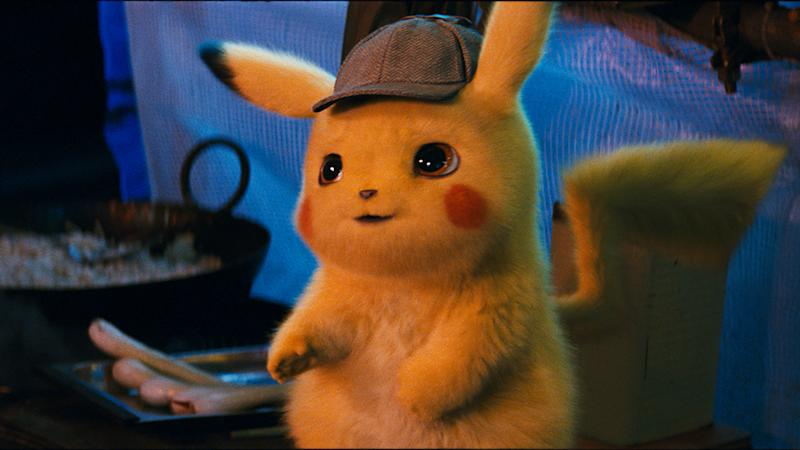 Pokemon Detective Pikachu is biggest video game movie launch