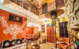 Riad Jennah Rouge, Marrakech, Morocco