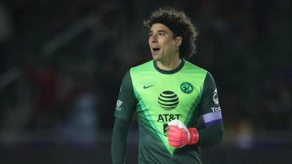 Guillermo Ochoa | Sergio Mejia/Getty Images