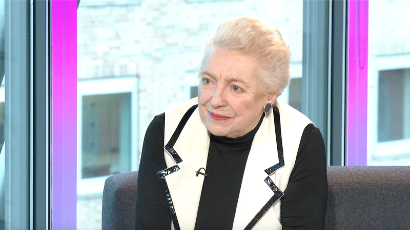 Dame Stephanie Shirley. Photo: Yahoo Finance UK