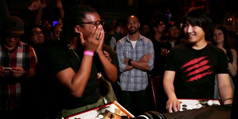 Lupe fiasco beats champion player at street fighter v debut event m4hsunfo