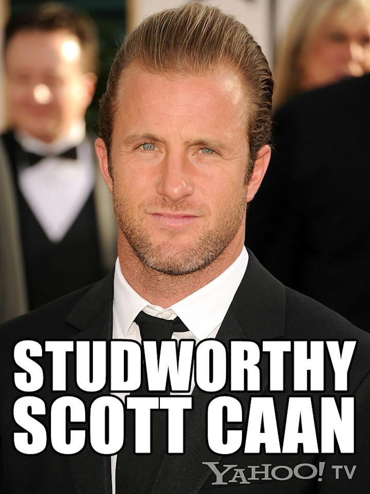 "<strong>Scott Caan</strong><br /><br />He is the boyfriend who was rude to your parents while wearing a ""Broseidon Adventure"" T-shirt. He made remarks about your weight and didn't even deny it. He thinks your friends are hot and he says so … to your face. But, damn, he looks great naked, so great that you want to keep him around. We don't know if the lead stud of ""<a href=""http://tv.yahoo.com/shows/hawaii-fiveo-3/"">Hawaii Five-0</a>"" is a jerk in real life. If he's nothing like his bratty character on ""<a href=""http://tv.yahoo.com/shows/entourage/"">Entourage</a>,"" then he deserves an Emmy for Hottest Dirtbag Ever, or maybe a Teen Choice Surfboard. 'Cause then he'd want to put on his swim trunks. And that would make us happy."