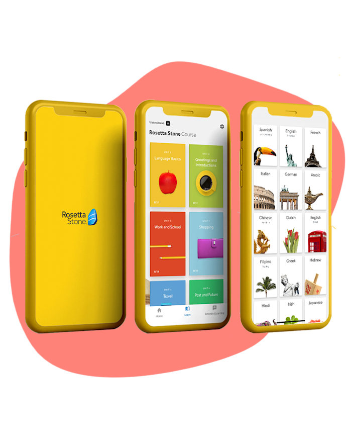 For the moms who have always wanted to learn another language, the Rosetta Stone app is perfect. She can use it on her phone and finally learn the second language she has always wanted to take up.