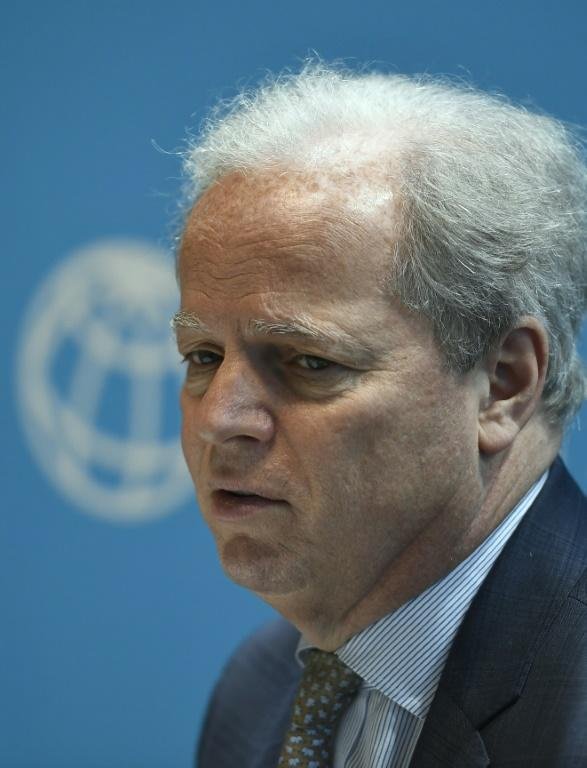 """World Bank operations chief Axel van Trotsenburg said the institution is using """"all the firepower"""" to address the pandemic crisis"""