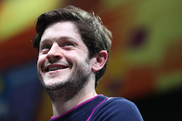 Iwan Rheon attends Comic Con Saint Petersburg 2019. (Photo by Peter Kovalev\TASS via Getty Images)