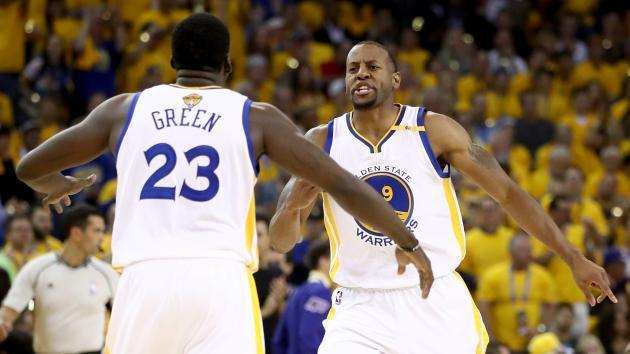 Andre Iguodala doesn't want Draymond Green to quit his day job