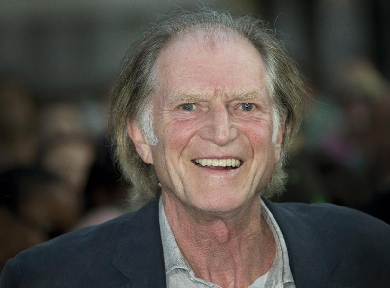 "FILE - This July 10, 2013 file photo shows actor David Bradley at the World Premiere of World's End at a central London cinema in Leicester Square. From the hit British series ""Broadchurch"" to ""Game of Thrones"" to ""An Adventure in Space and Time"" about the creation of ""Dr Who"", Bradley has had a busy year. Bradley attended the BBC America TCA panel Thursday, July 25, to promote his role as, William Hartnell, the first actor to play Dr. Who, in a TV movie called ""An Adventure in Space and Time."" It will air in November coinciding with the 50th Anniversary of ""Dr Who."" (Photo by Joel Ryan/Invision/AP, File)"