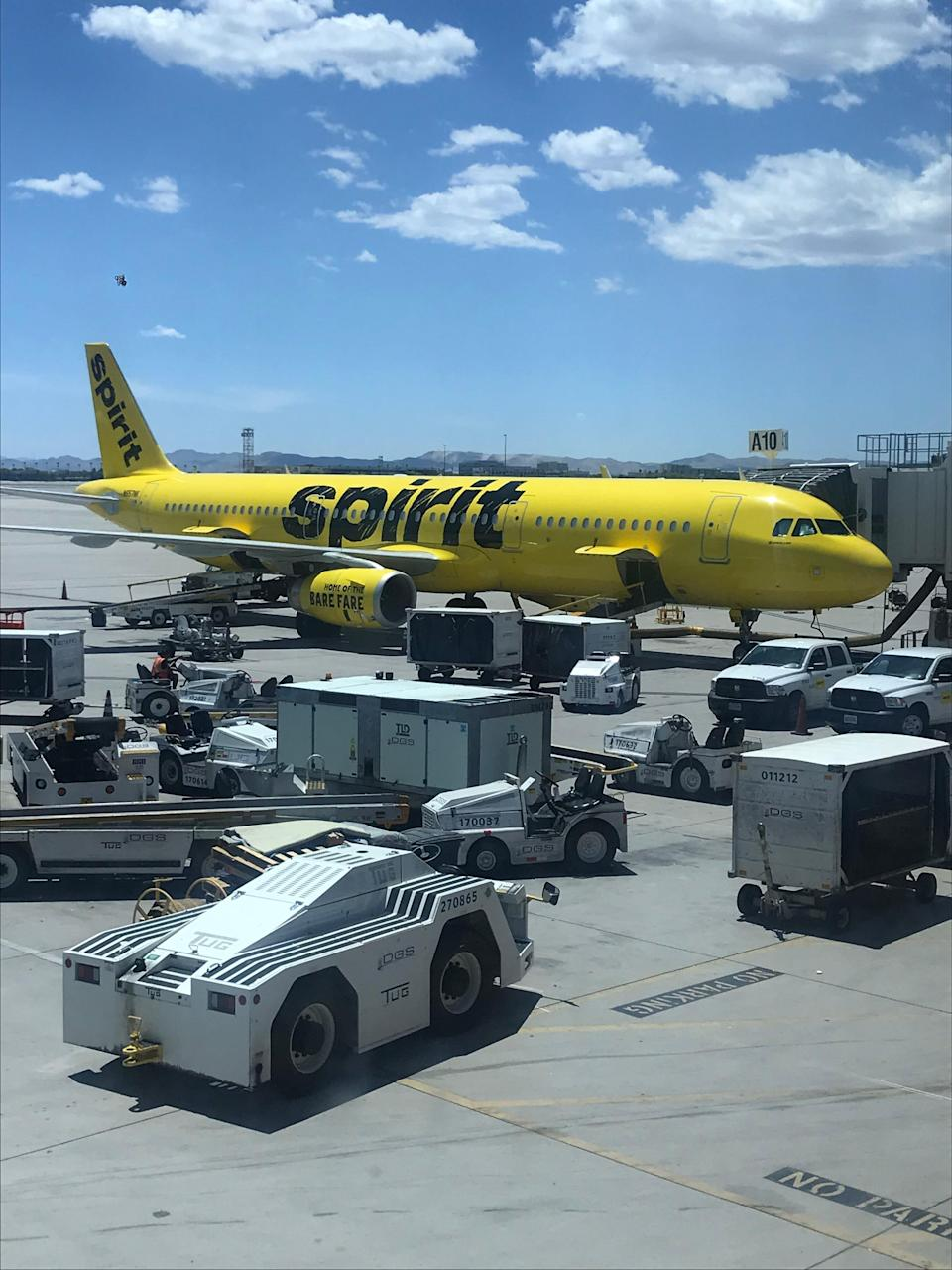 Spirit adding summer flights, CEO says 'too early to tell' if coronavirus surge grounds travelers again