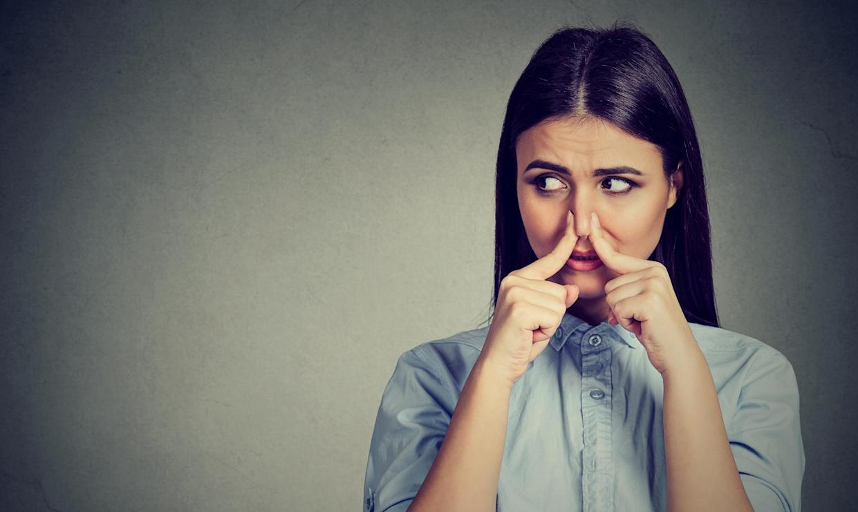 Smelling your partner's farts could prevent you from heart disease, dementia and even cancer [Photo: Getty]