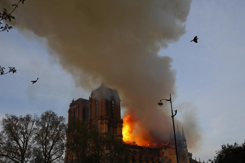 French billionaire Pinault pledges $113 million for Notre Dame