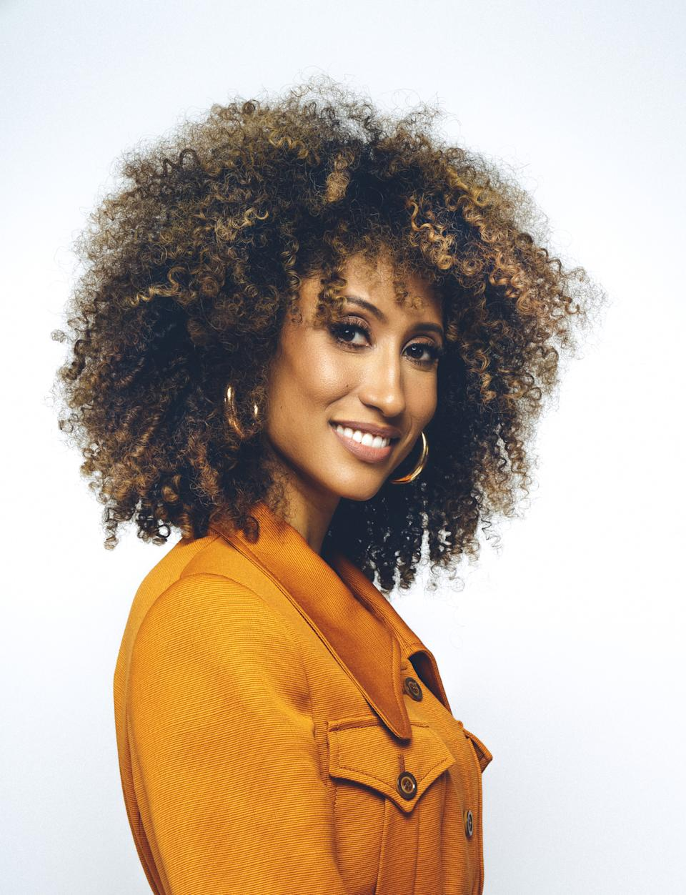 Elaine Welteroth teams up with Jane Walker by Johnnie Walker for First Women campaign celebrating and inspiring women breaking boundaries.