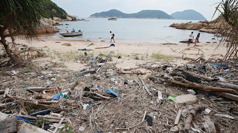 Trash from mainland China ending up on Hong Kong's shores could be 7 times worse than estimated, green group warns
