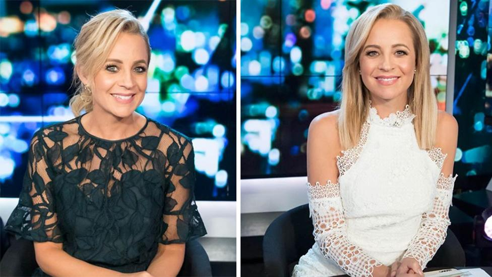 <p>We take a look at the gorgeous garments our girl Carrie Bickmore gets to wear. </p>