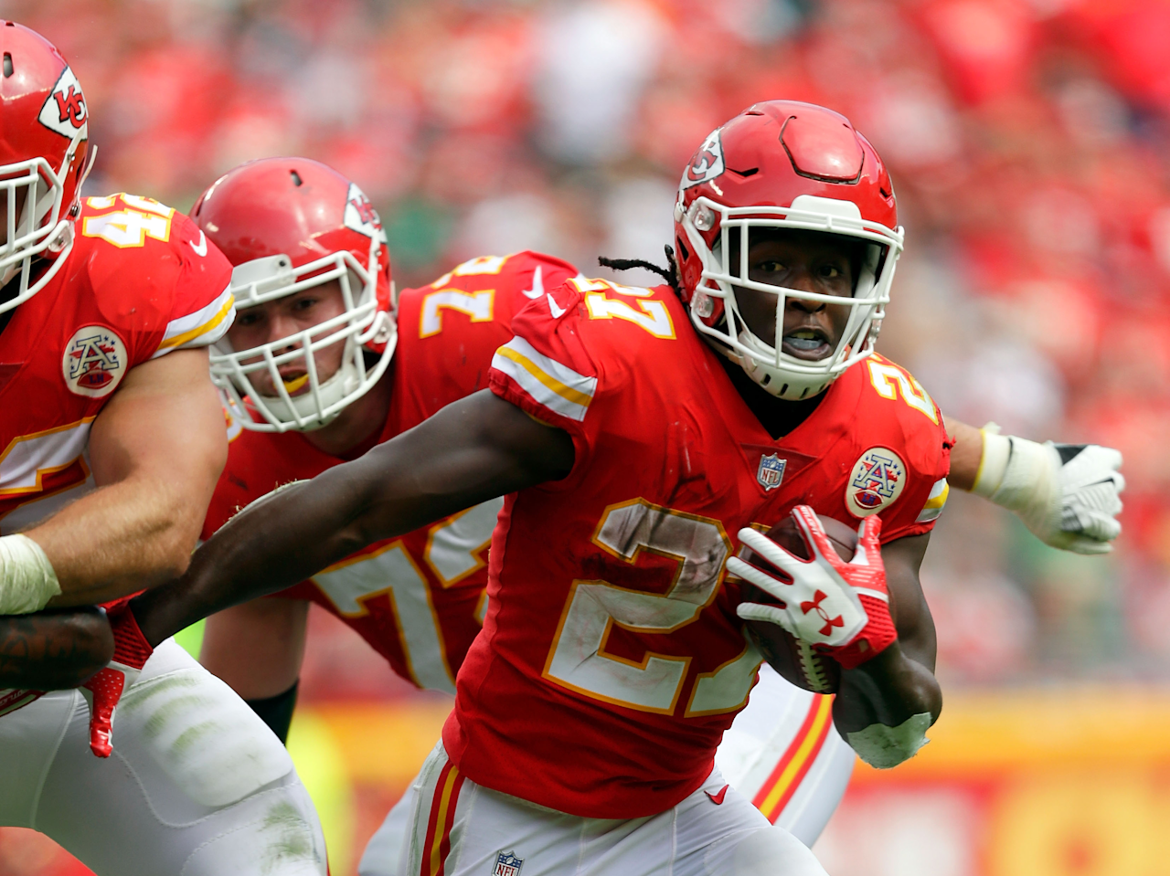 Can the Chiefs bring the offensive fireworks to Los Angeles?