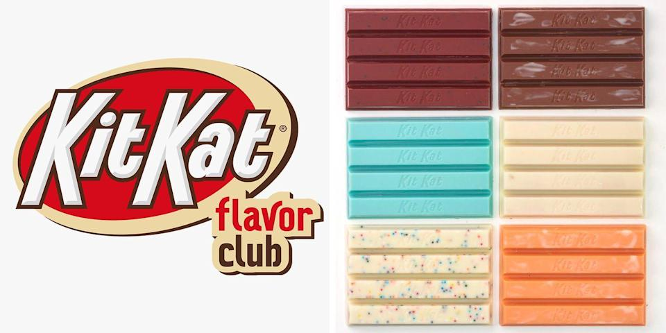 Photo credit: Hershey's; Twitter @KitKat_US