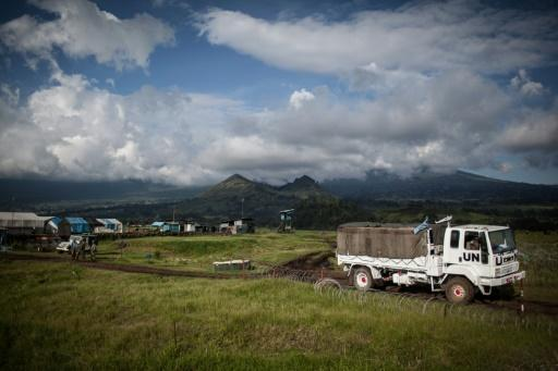 UN to close five peacekeepers' bases in eastern DRCongo