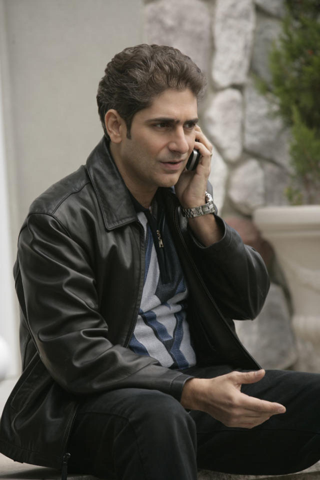 "Michael Imperioli in HBO's ""The Sopranos."""