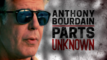 """<p>Bourdain began hosting <em>Parts Unknown</em> in 2013 after leaving Travel Channel, but he wasn't just the star of the show. He was an <a href=""""http://www.newyorker.com/magazine/2017/02/13/anthony-bourdains-moveable-feast"""" rel=""""nofollow noopener"""" target=""""_blank"""" data-ylk=""""slk:active producer"""" class=""""link rapid-noclick-resp"""">active producer</a> who wrote his own voiceovers, and helped select the music for each episode. He also had a hand in producing films including the documentaries <em>Jeremiah Tower: The Last Magnificent</em> and <em>Wasted!</em></p>"""
