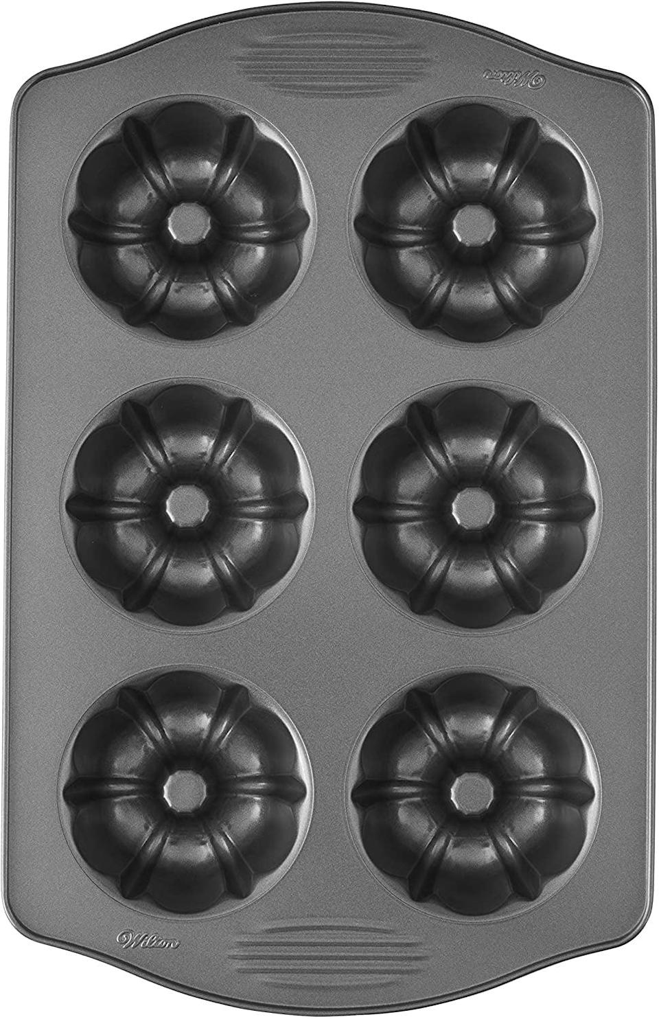 <p><span>Elite Mini Fluted Tube Cake Pan</span> ($15, originally $22)</p>