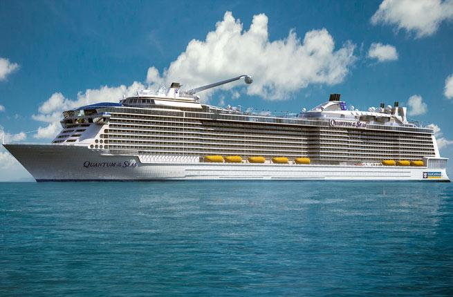 "<p><strong>What's New: </strong> is gearing up to launch 2014's most buzzed-about new cruise ship, , scheduled to enter the market in November<em>. </em>Look for wow-factor onboard extras like bumper cars, a skydiving simulator, and even an extendable-arm observation pod. The ship will homeport in Bayonne, NJ (near NYC), with year-round itineraries to the Bahamas and Caribbean. Try the 11-night ""Southern Caribbean"" sailing, with stops in Puerto Rico, St. Maarten, Barbados, and St. Kitts, as well as Martinique, a newly accessible port of call for Bayonne-area travelers.  </p>  <p><strong>Set Sail:</strong> Cruise embarks December 1, 2014, aboard the 4,180-passenger <em>Quantum of the Seas</em>; rates from $1,894/person.</p>  <p><strong>Book It:</strong> Visit </p>"